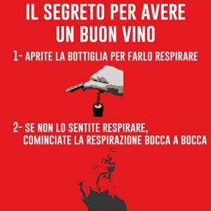 segreto vino
