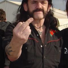 Martedì 29 dicembre: E' morto Lemmy. L'Uomo non c'è più.