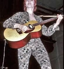 Martedì 12 gennaio 2016… Bowie…