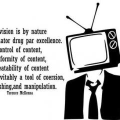 Martedì 26 gennaio: la Tv religione dei popoli…