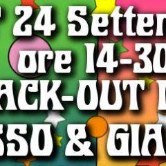 Martedì 24/9, una puntata tutta sul prossimo e ultimo PSYCH OUT, ospite Giampo Coppa