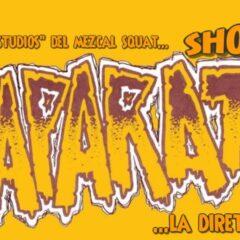 Martedì 13 aprile: Il perfido Colomb, Ciaparàt il festival con LucaMarini e Sdrò e diretta col delinquente Boba!